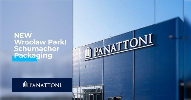 Schumacher drives into Panattoni park