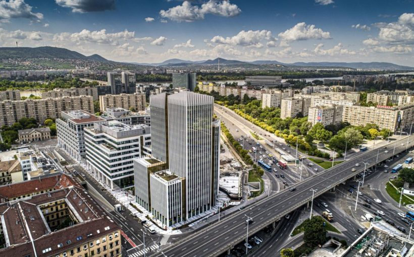 HUNGARY Budapest office market approaches 4 mln mark