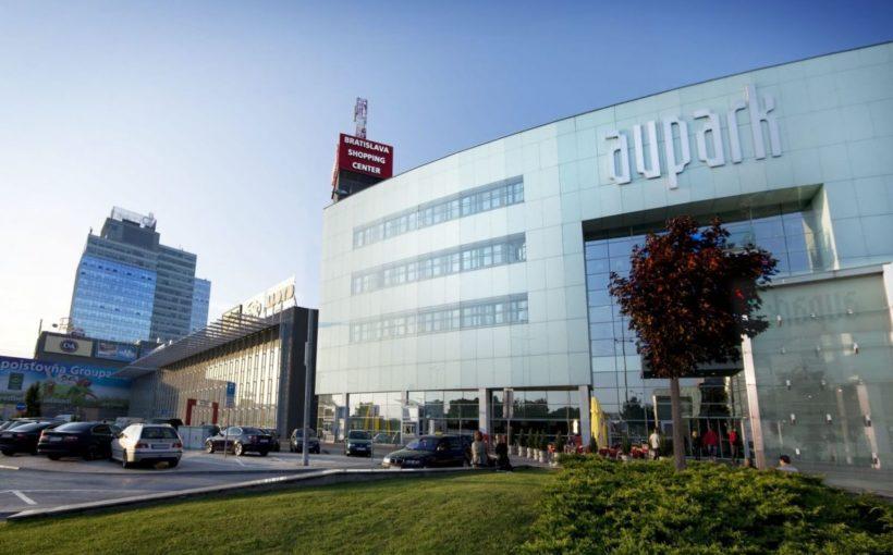 Aupark Bratislava sold for EUR 450 mln