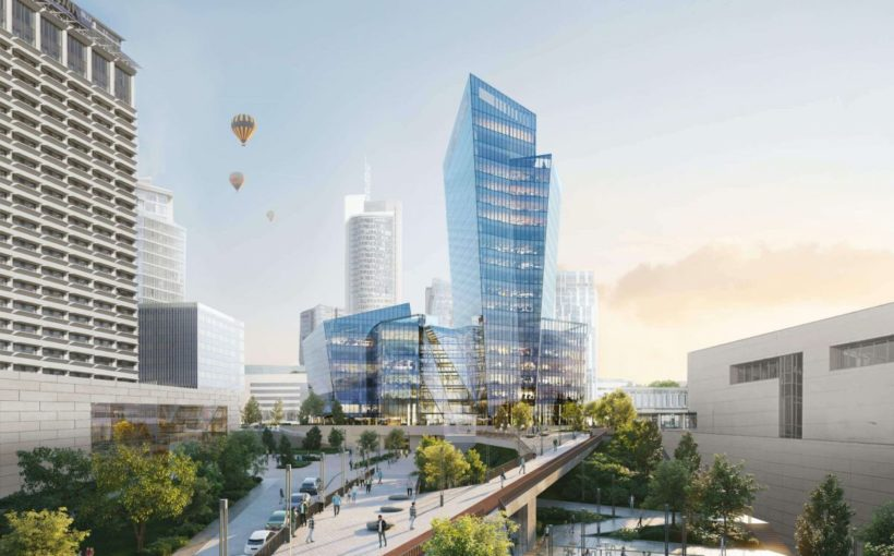 LITHUANIA Libeskind tower finally underway in Vilnius