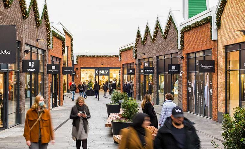 Amsterdam The Style Outlets expands its premium brand mix with five new additions
