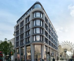 Hines receives planning consent for mixed-use scheme in London's West End
