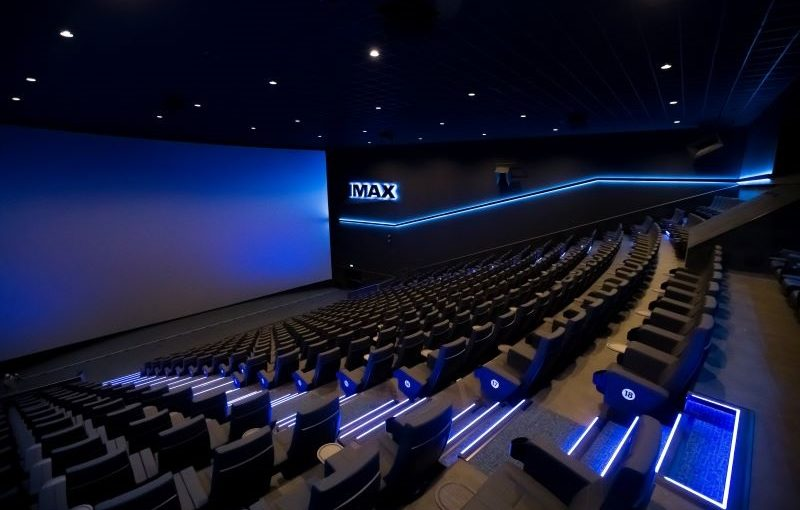 Cineplexx Brings IMAX Experience to Serbia