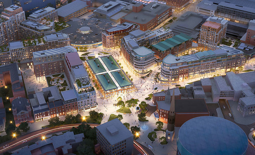 Plans for Coventry's city centre south regeneration scheme approved