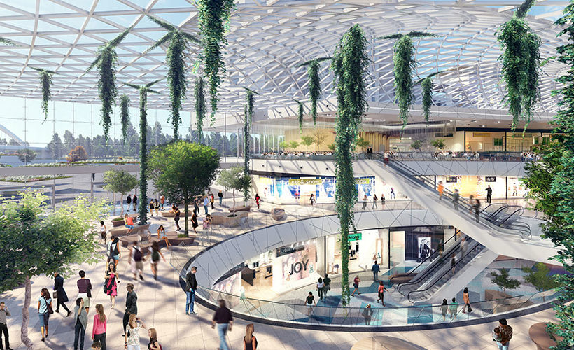 Eurovea 2 receives EUR 116 million loan for extension of shopping centre and offices