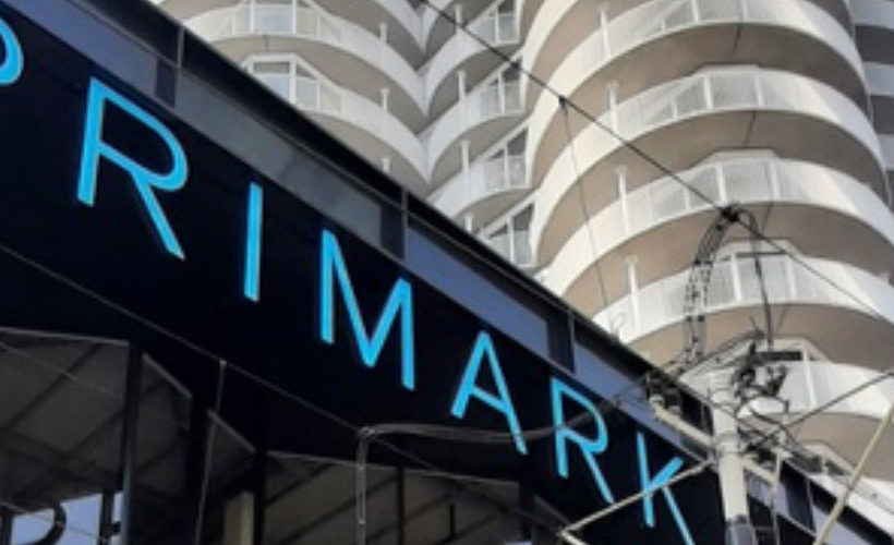 Primark opens at Forum Rotterdam developed by Multi
