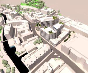Plans Unveiled for £200m Business Quarter in Nottingham