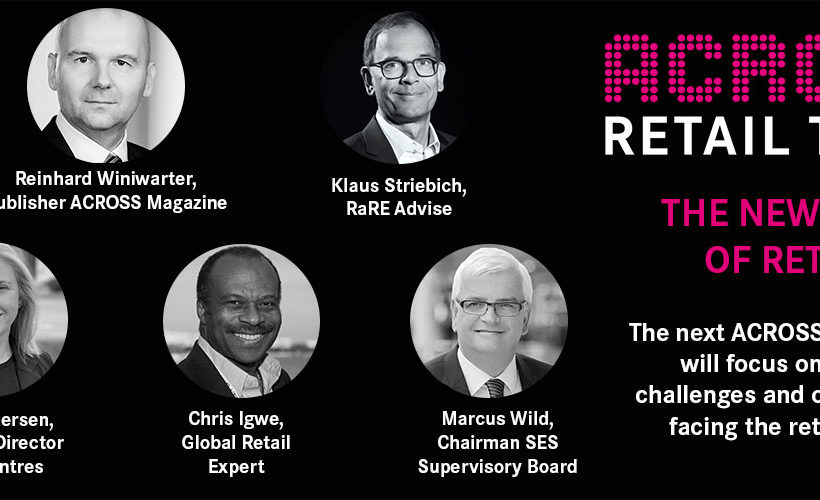 THE NEW ROLE OF RETAIL /// SUMMARY