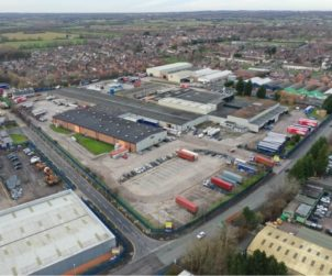 Harworth buys industrial estate in Widnes, Cheshire for £12.7m