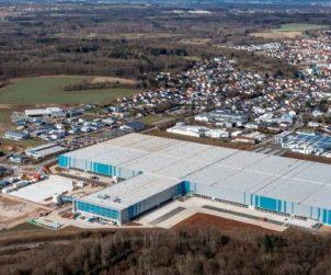 Tritax EuroBox invests €291m in German logistics market
