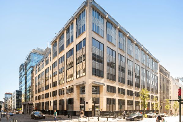Alides acquires Brussels office property (BE)