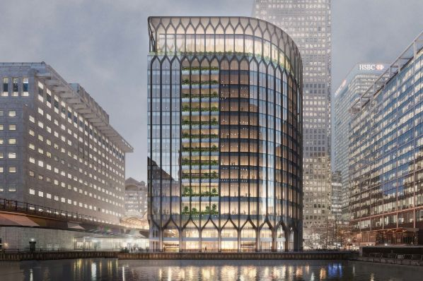 Skanska to deliver new London office scheme for €159m (GB)