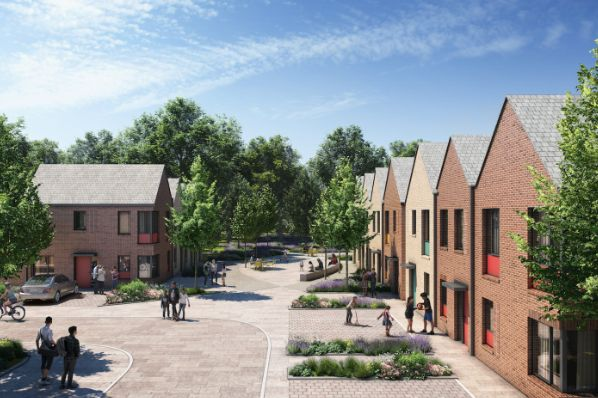 Godwin Developments submits planning for Ely BTR (GB)