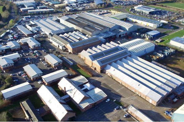 Fortwell Capital funds new e-commerce logistics site in Shrewsbury (GB)