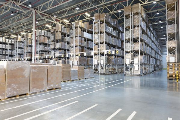 Union Investment and GARBE invest €35m in German logistics market