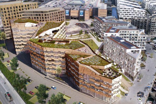 Aviva acquires CPH Highline building in Copenhagen (DK)