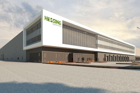 Union Investment acquires logistics scheme in Venlo (NL)
