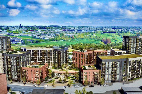 Union Investment acquires Irish resi property for c.€200m
