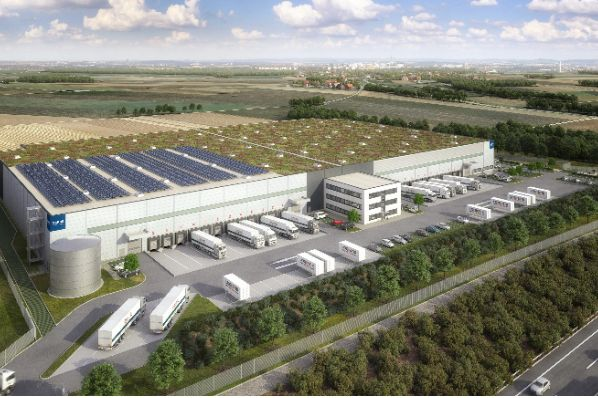 Garbe to deliver new German distribution centre for Amazon