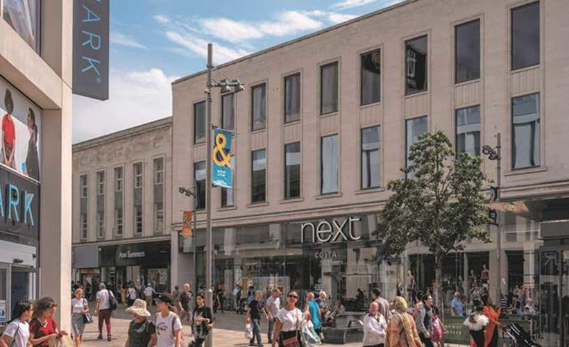 Acquisition of The Moor, Sheffield in a Joint Venture with BRAVO