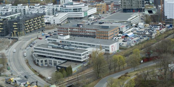 NRK Picks Spot for New HQ