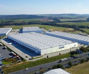 CZECH REPUBLIC Logflex renewed in Prologis Park Prague D1 East