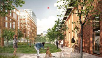 Poland Architect chosen for new Poznań quarter