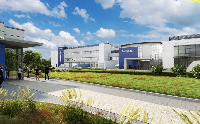 POLAND Skanska wins PLN 141 mln contract for Beiersdorf Poznań plant