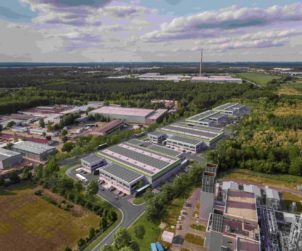CENTRAL EUROPE First tenant for MLP in Berlin