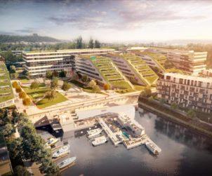 Czech Republic EUR 130 mln for Dock In the Park