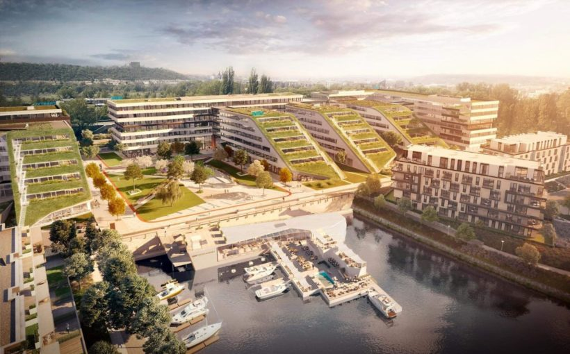 Czech Republic More Investment financing for Dock In the Park