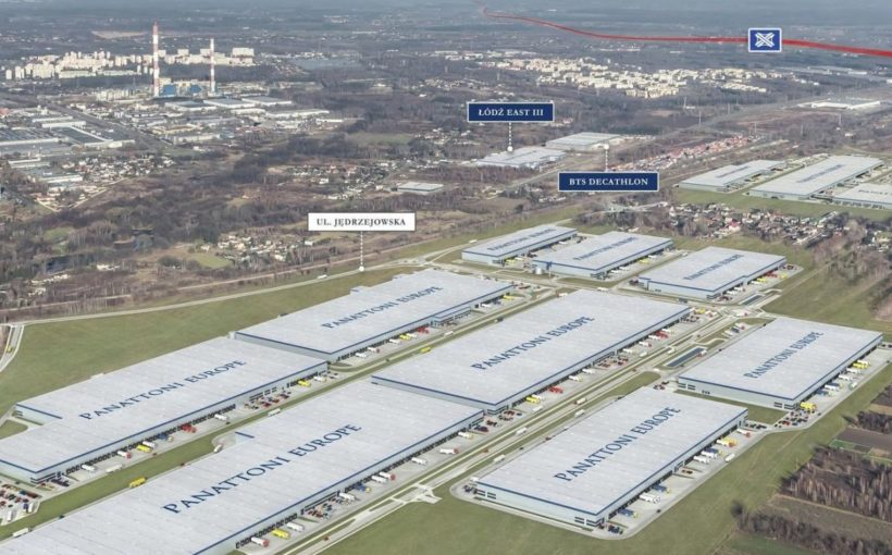 POLAND Mecalit leases 10,500 sqm in CELH
