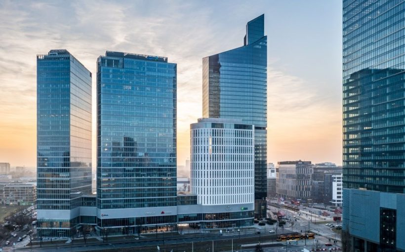 POLAND XTB moves HQ to Skyliner