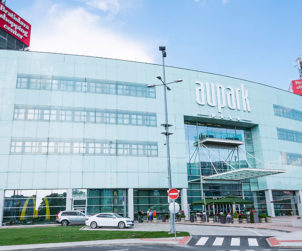 Disposal of Aupark Bratislava