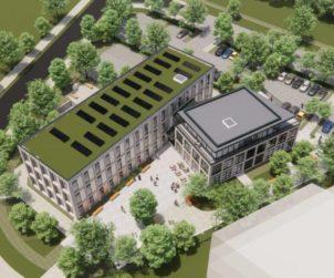 Red Loft Leads Successful Grant Bid for New Office Development
