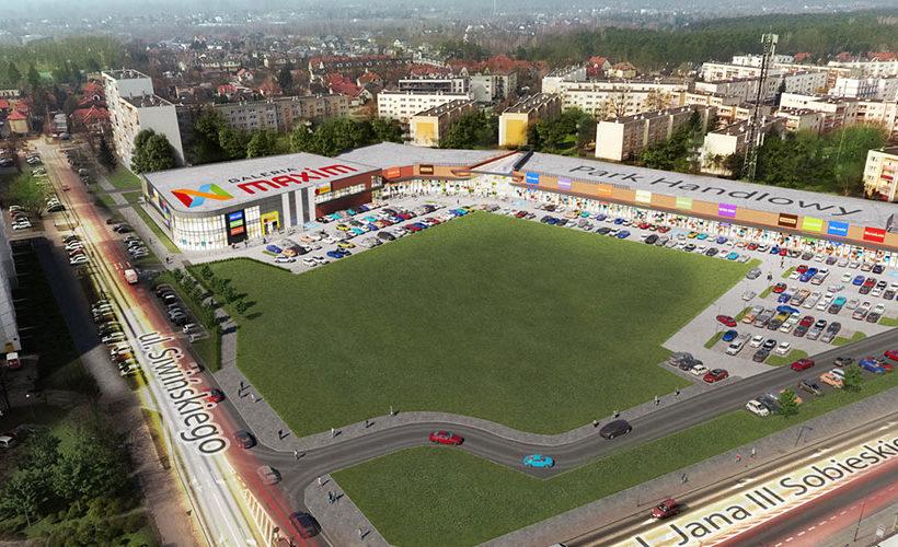 Mallson: The expansion of Galeria Maxim in Legionowo, Poland, starts soon