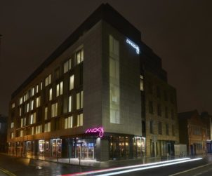 The Moxy Dublin City Centre Sold for €35m