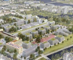 Patrizia takes majority stake in Berlin residential development