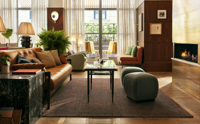 The Hoxton Hotels Opens in Rome