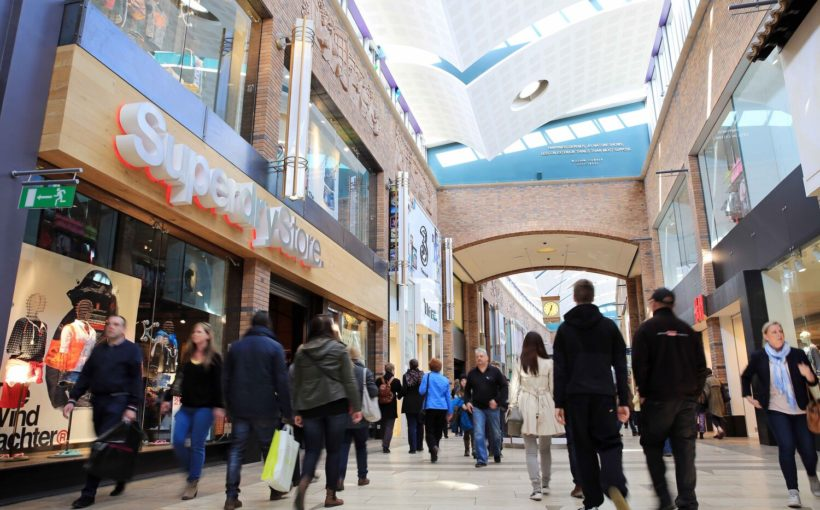 Ardent Acquires Touchwood Shopping Centre