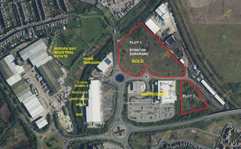 Burney Group to redevelop Stanton EuroPark