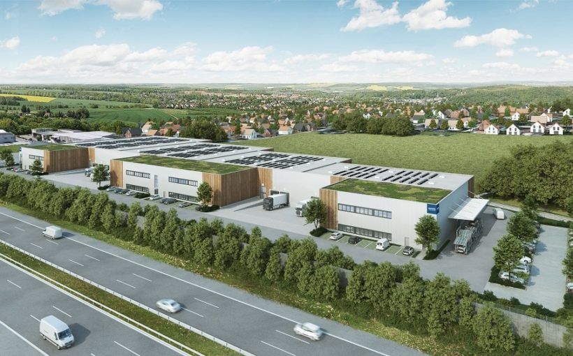 Garbe Industrial Real Estate Buys Property North of Ingolstadt, Germany