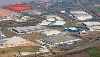 Tungsten invests in Avonmouth logistics scheme (GB)