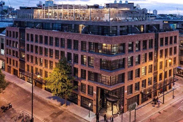 Mondrian Shoreditch London unveils opening date (GB)