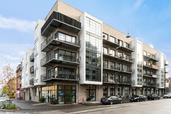 Europa Capital acquires Copenhagen resi property (DK)