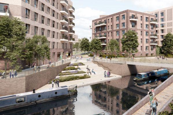 Heimstaden Bostad acquires Birmingham Soho Wharf for €185.8m (GB)