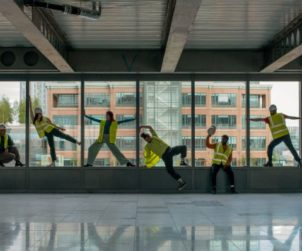New Diorama and British Land launch NDT Broadgate rehearsal complex (GB)
