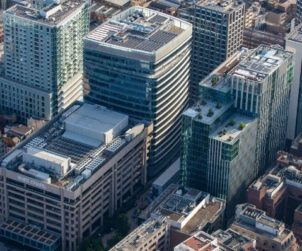 Union Investment acquires One Braham office tower (GB)