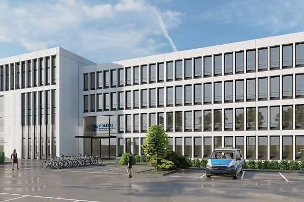 Warburg-HIH Invest acquires German office property