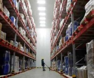 London tops Hong Kong for world's costliest warehouse space